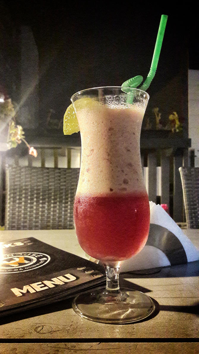 Berries lemonade by deyush08
