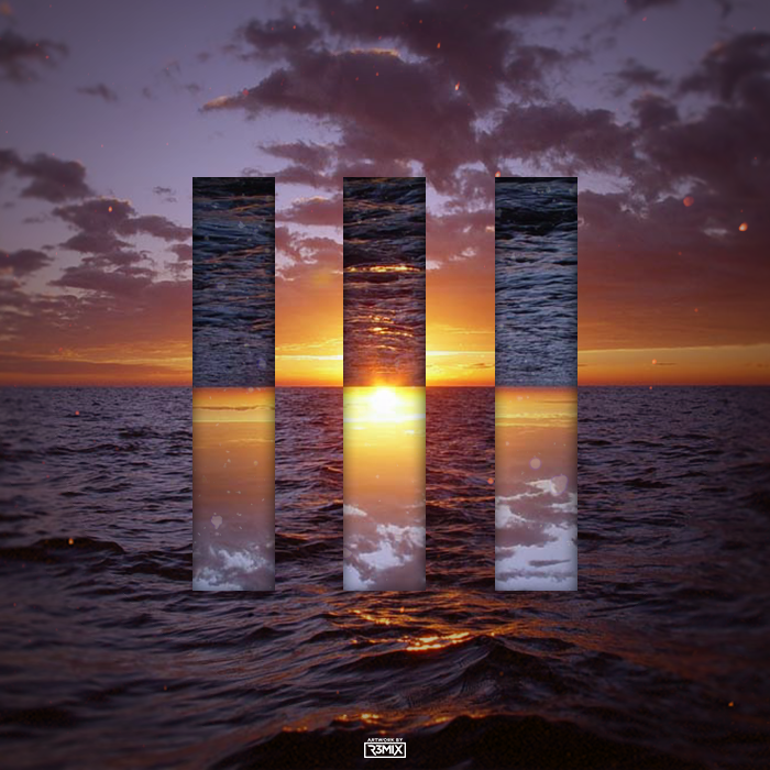 Project Geo | Ocean Sunset by R3mix97