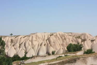 It's Not a Desert... by MaeraFey