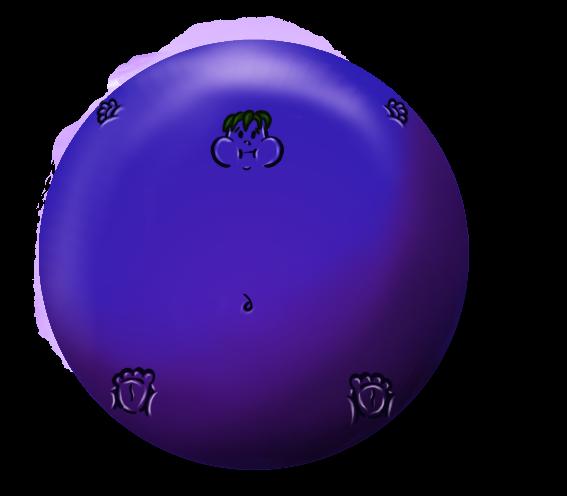 An Unusual Blueberry by MaeraFey