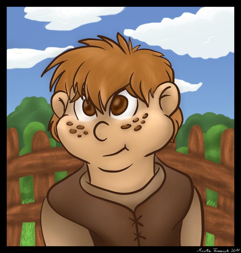 The Wizard's Little Servant by MaeraFey