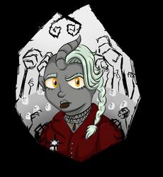 Ikrica the Gravemaker by MaeraFey