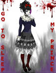 Nina The Killer Gothic ver.