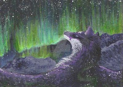 ACEO LunarStarStudio by ElorenArt