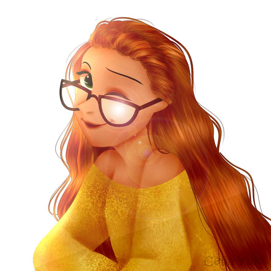 Honey Lemon by celia-yuki on DeviantArt