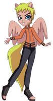 Naruto Uzumaki transformed