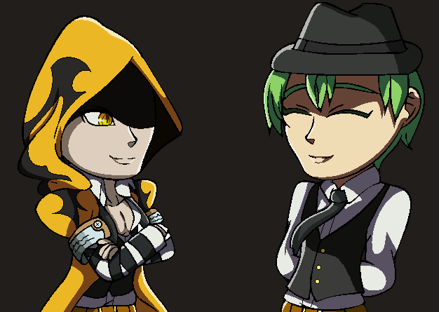 Hazama and Terumi by Gaara-Rocks-12