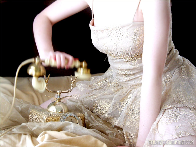 Awaiting Golden: Tarnished II by TehSext