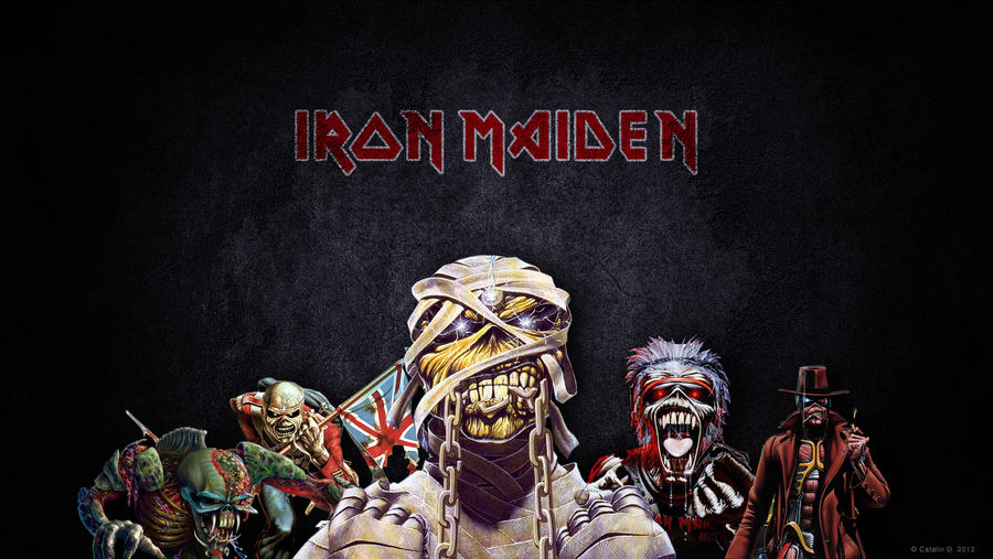 iron maiden wallpapers hd download