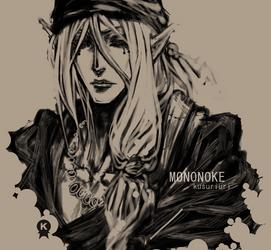 mononoke by MKage