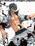 Grimmjow Print by MKage