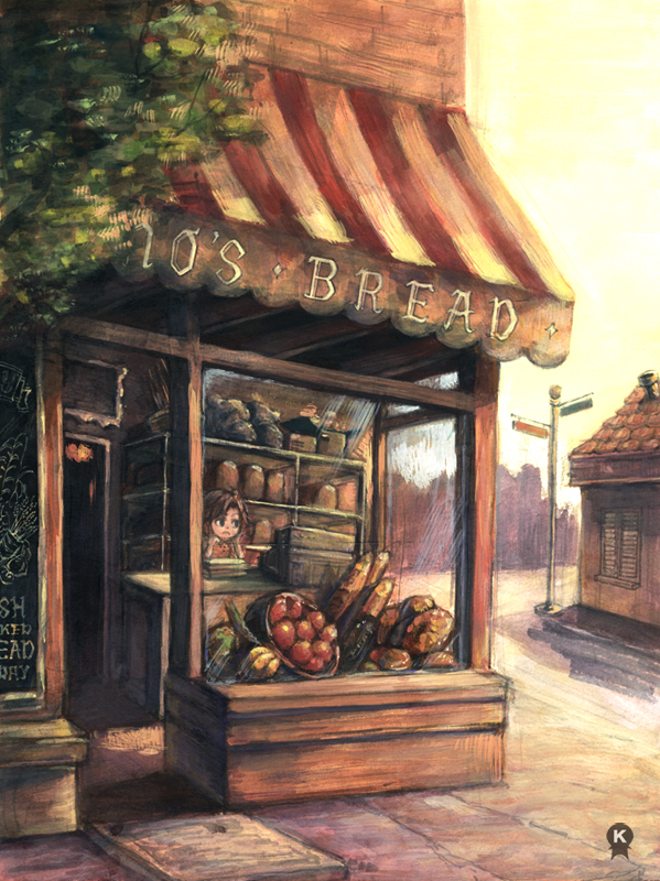 Bakery by MKage