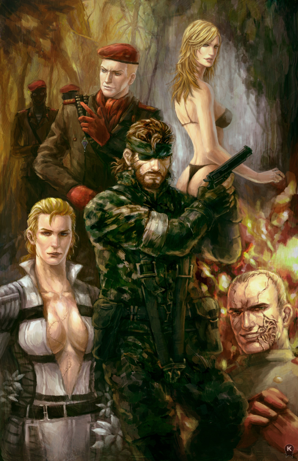 SNAKE EATER by MKage