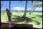 Dining at Club Med