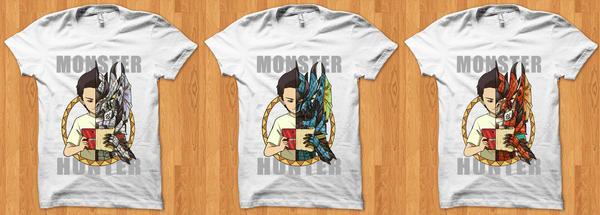 Hunter's Life T-Shirt by ashmish