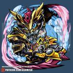 Kamen Rider Lazer Level 3