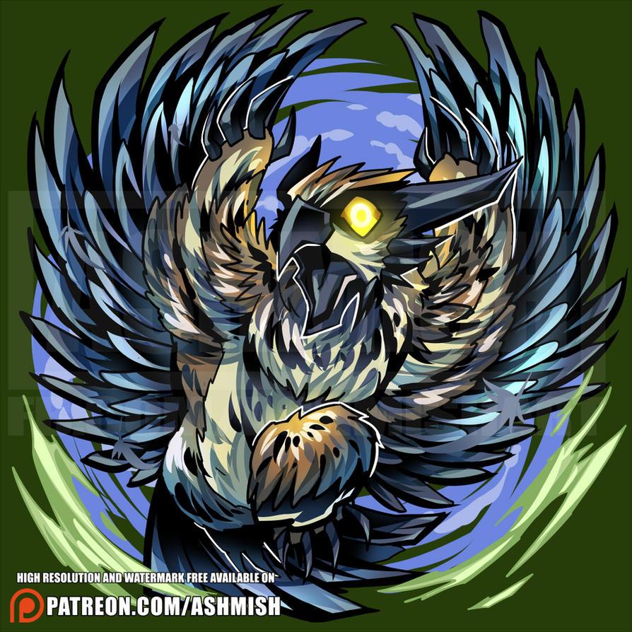 Shrike by ashmish
