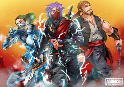CW : Mortal Kombat