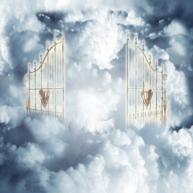 heaven gate wallpaper - photo #1