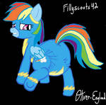 Rainbow Dash in Diapers (Fillyscoots42)