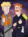 Matt the Radar Technician  and Will the Janitor
