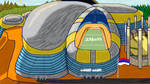 Skywing Sport Arena by ZRBoss