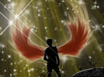red wings by silentzephyr30