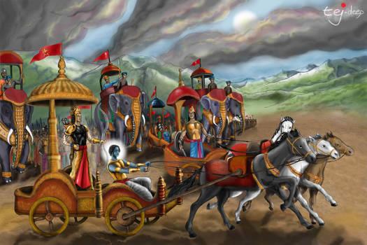 Battle of Mahabharat