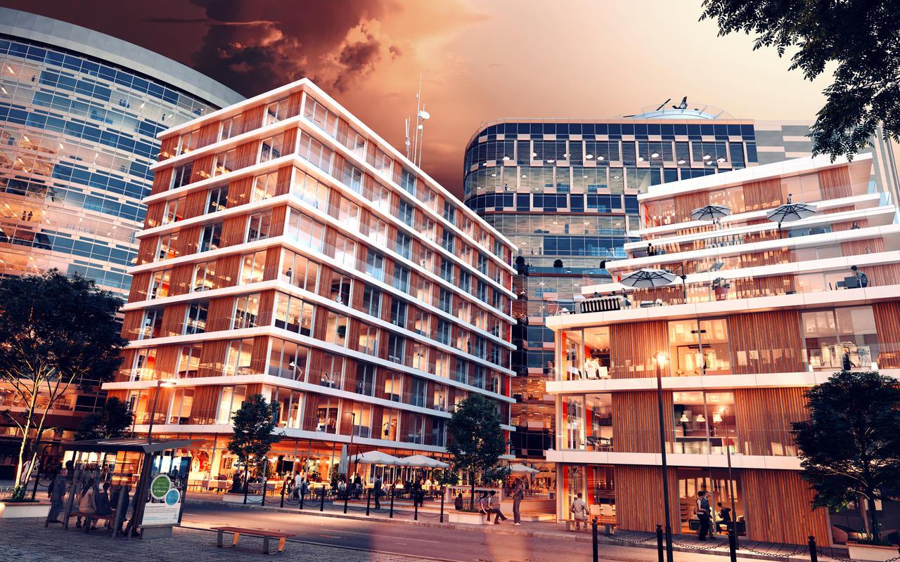 KCAP - Urban Development Amsterdam