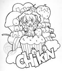 Chibi Kavi by rillystar