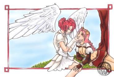 Angel Mine by rillystar
