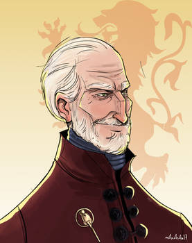 Tywin Lannister FAN ART