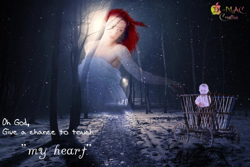 Heart touch by deva5215