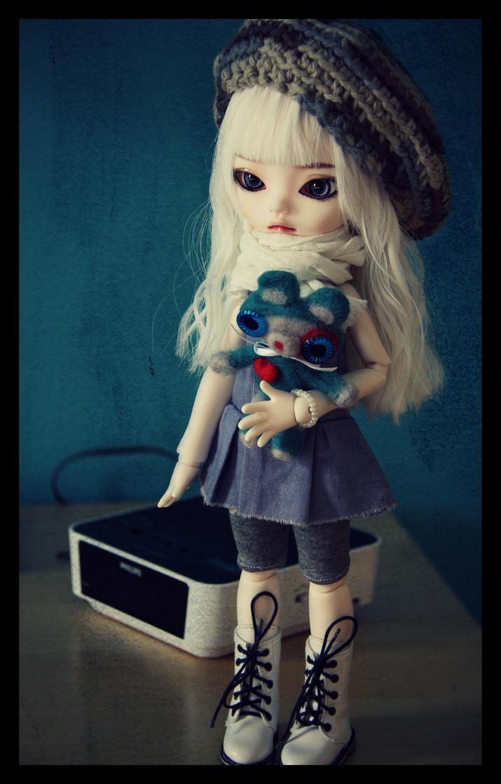 Lana, Dim Doll Trisha 12 by spiti84