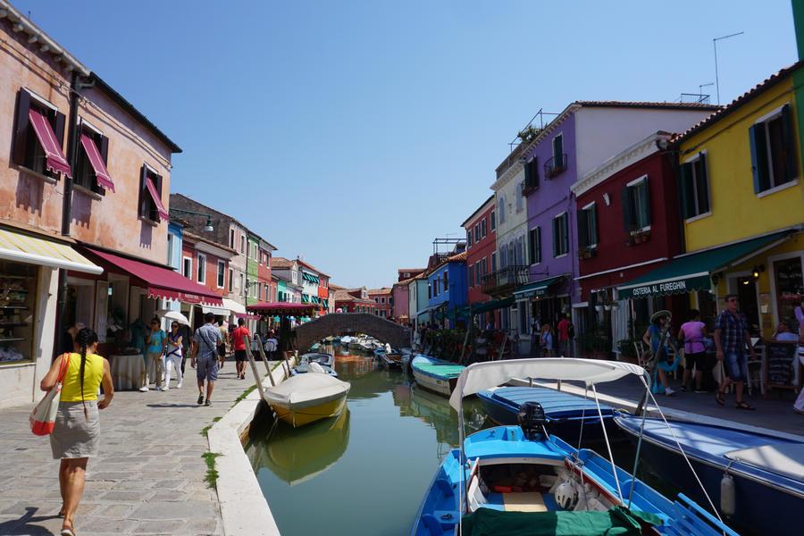 Italy Burano by spiti84