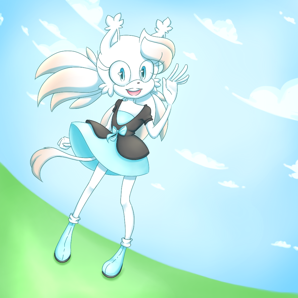 It's A Windy Day By Lumiinate On DeviantArt