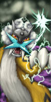 Supercell Boundaries - Raikou by crateshya