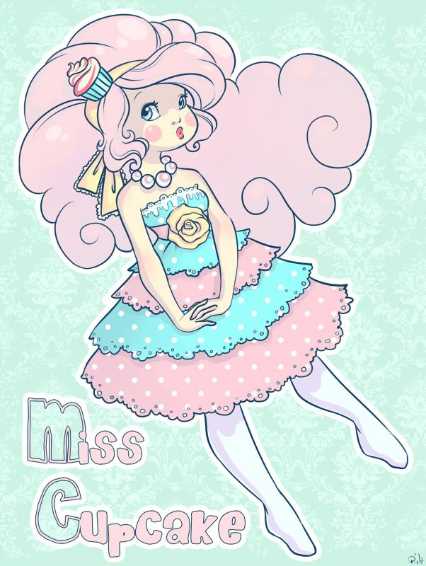 MiSs CupCaKe by Chpi