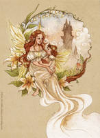 A fairy world by Chpi