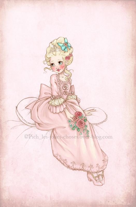 Little princess by Chpi