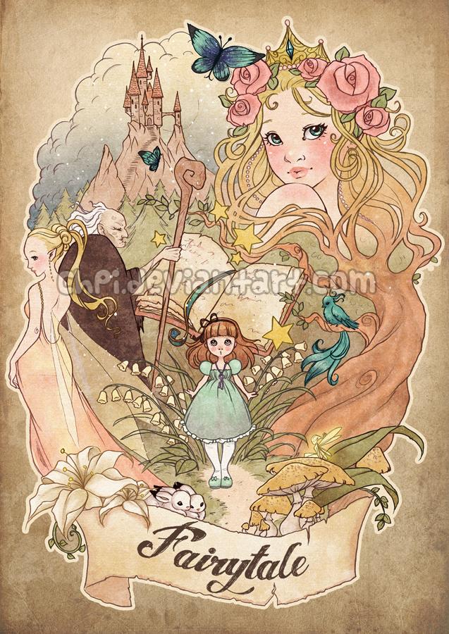Fairytale by Chpi