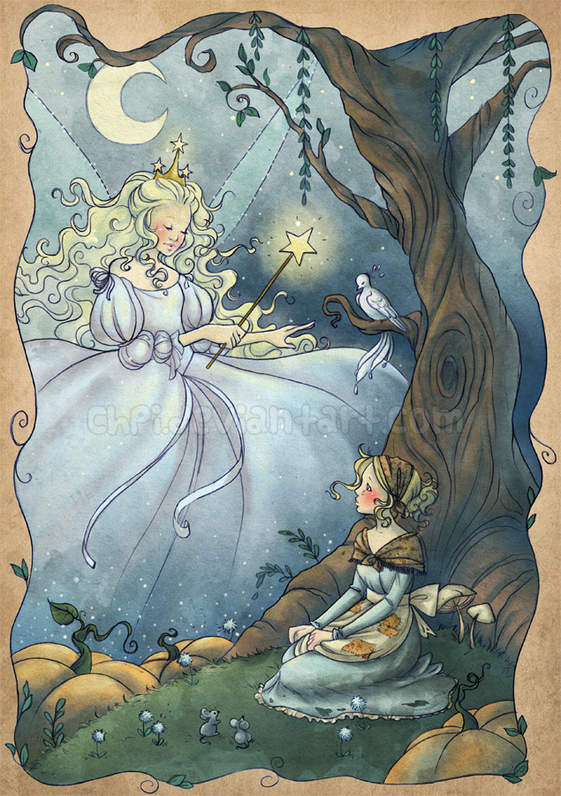 Cinderella by Chpi