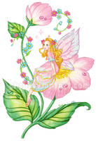 Dew fairy by Chpi