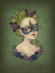 Masquerade by Chpi