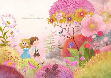 The Garden by Chpi