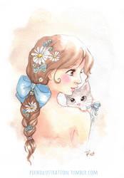 My Little Kitty by Chpi
