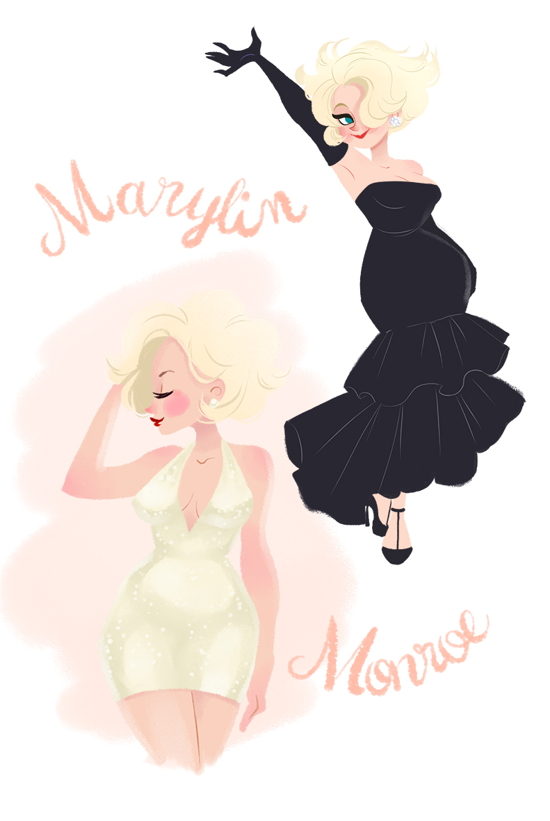 Marylin by Chpi