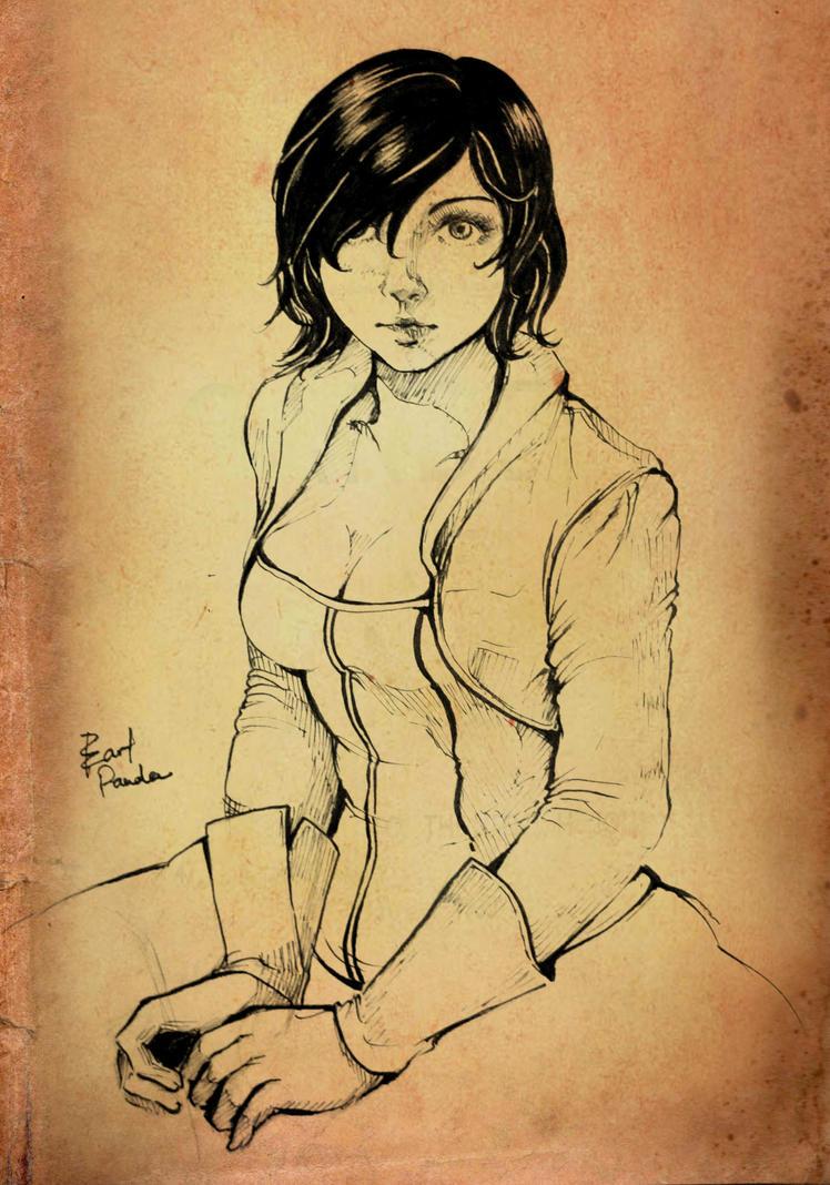 Elizabeth by earlpanda