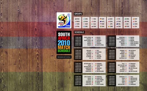 world cup - South Africa 2010