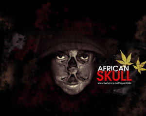 African skull